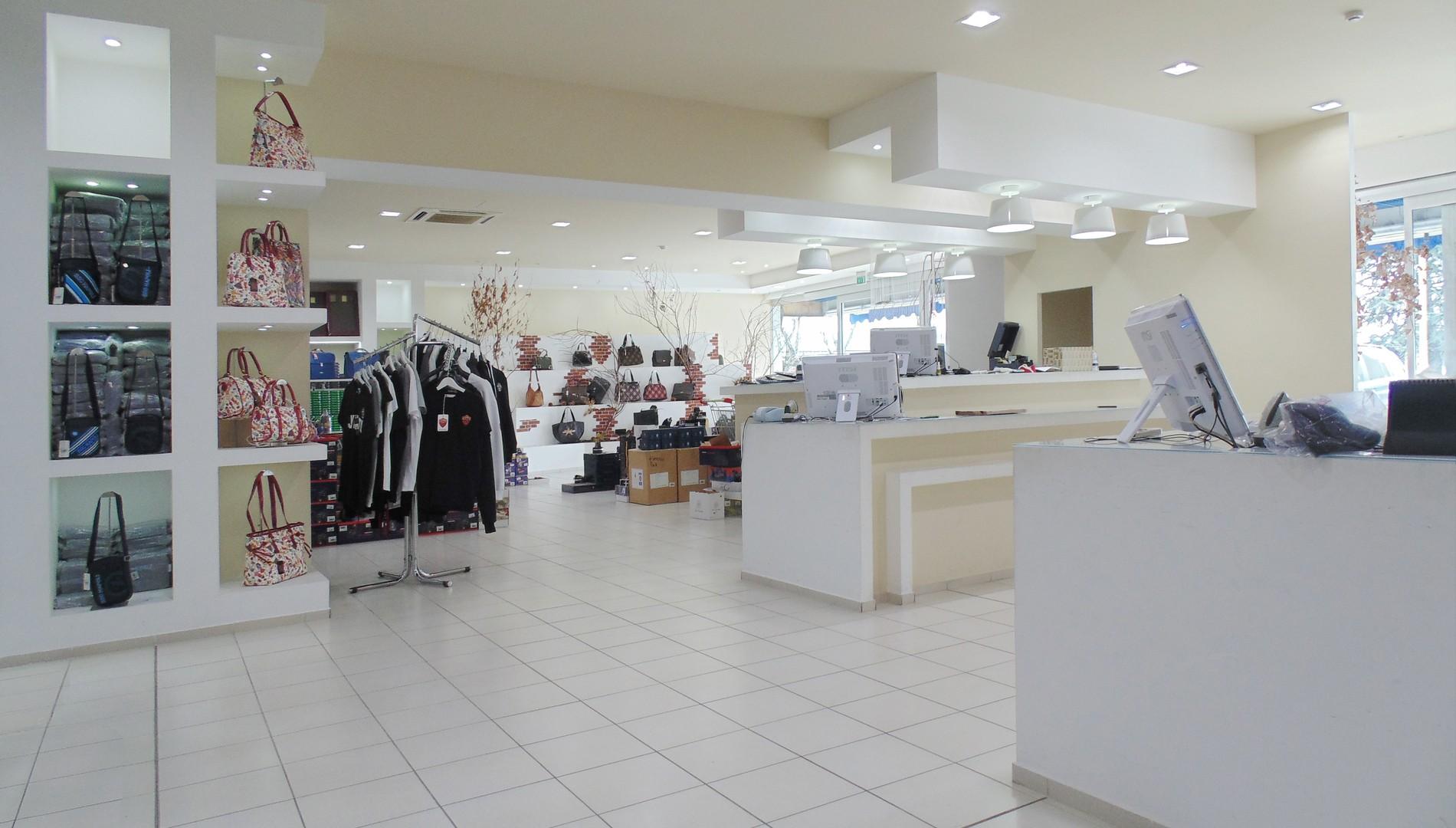 Ristrutturazione Locale Commerciale
