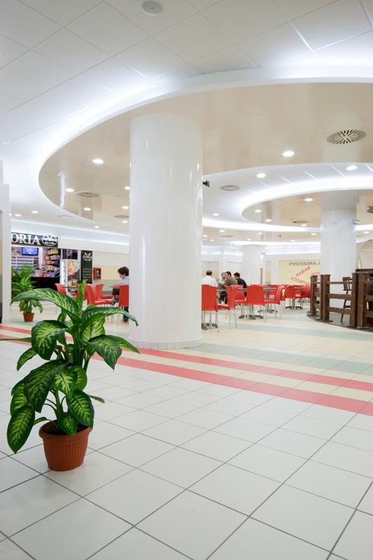 Food Court - Post Operam