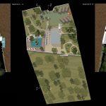 Ristrutturazione Villa in Puglia – Planimetria