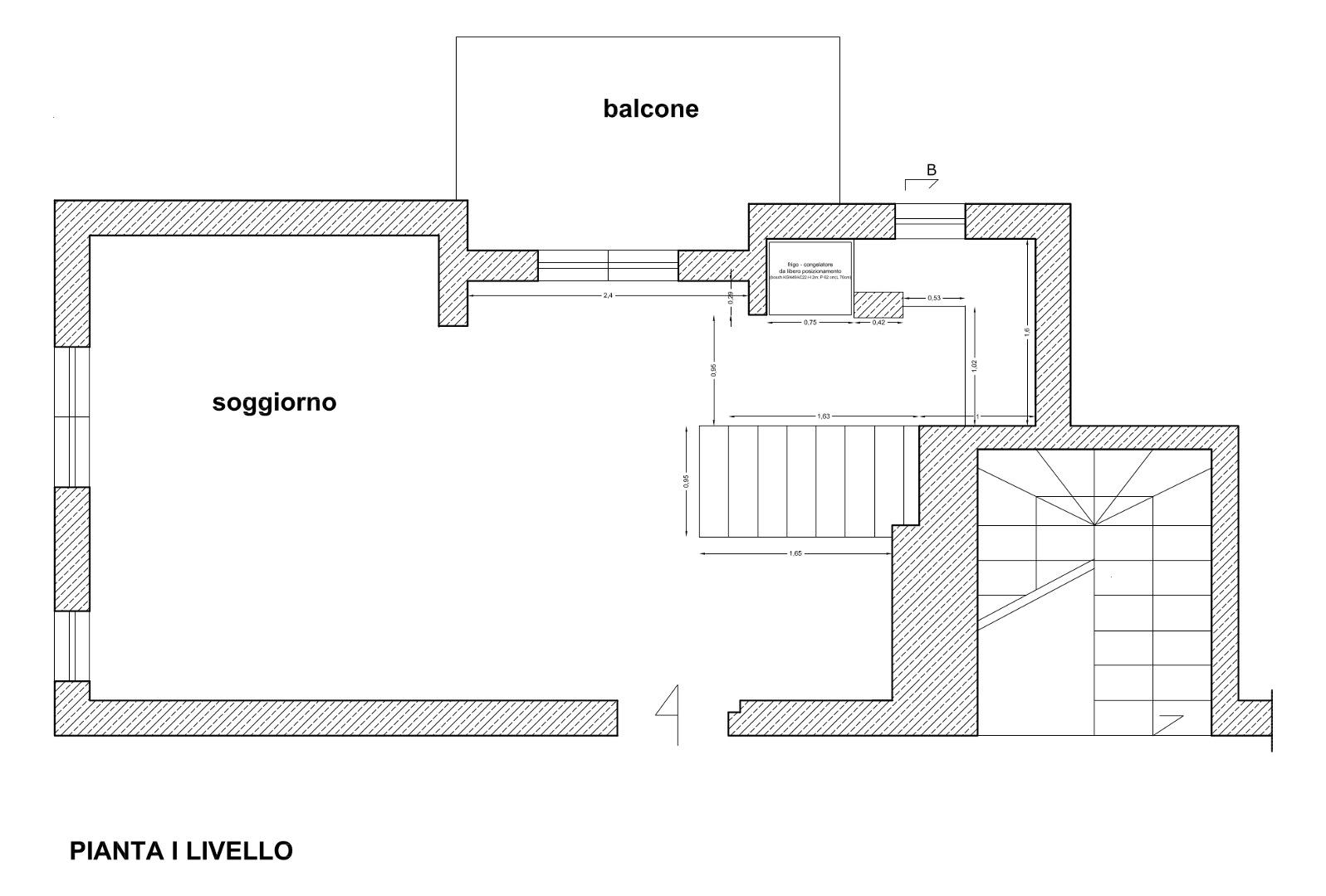 Super Ristrutturazione appartamento, Roma - architettodanna.com HS06