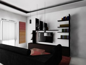 L'appartamento era grande meno di 80 mq, c'erano solo quattro finestre ed esposte a nord.  Il cliente voleva un soggiorno spazioso, due camere da letto e due bagni di cui uno… Leggi tutto…