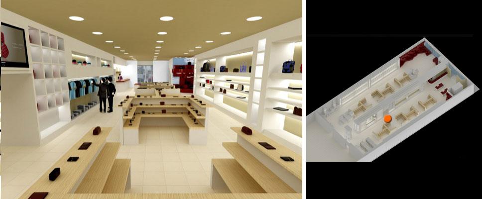 Progettazione di locale per attività commerciale CIS Pelletterie ad Albano     ASSONOMETRIA … Leggi tutto…
