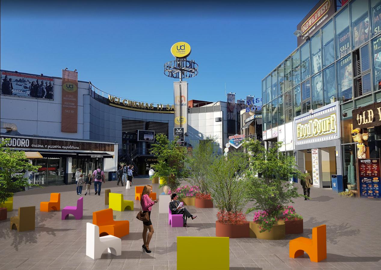 Progetto e realizzazione di Piazza Multibit a Casoria.     Planimetria Clicca qui per vedere la planimetria  … Leggi tutto…